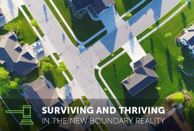 The New Boundary Reality