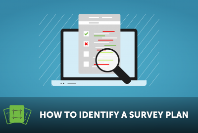 How To Identify A Survey Plan